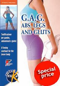 G.A.G. abs, legs and gluts