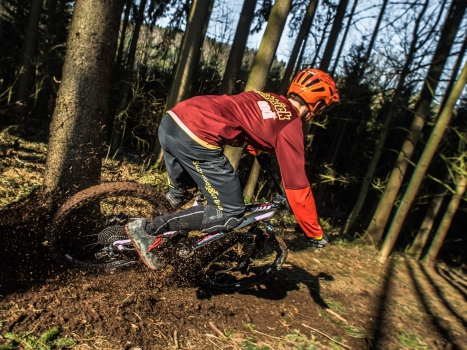 Mountain Bike: esercizi e tecnica