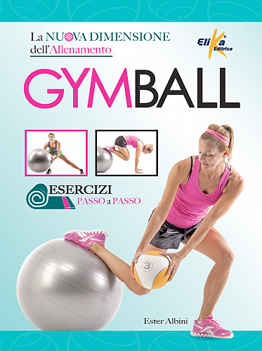 esercizi stretching gym ball